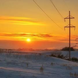 Chris Read - Prairie Sunset