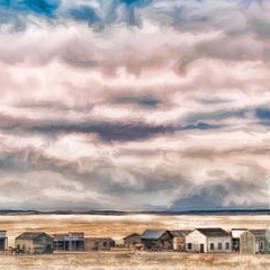 Ted Guhl - Prairie Town