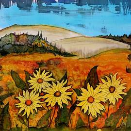 Carolyn Doe - Prairie wildflowers