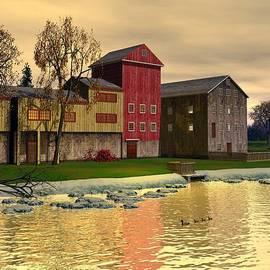 John Pangia - Prallsville Mill