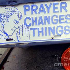 Ed Weidman - Prayer Changes Things