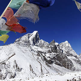 Robert Preston - Prayer Flags and Mountains