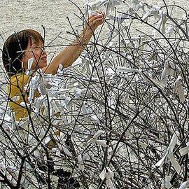 Jean Hall - Prayer Tree