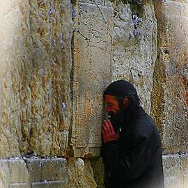 Michael Braham - Praying At The Western Wall