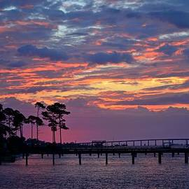Jeff at JSJ Photography - Pre-Dawn Colors on Santa Rosa Sound