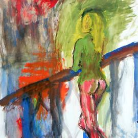 Andrey Arsentyev - Pregnant Apple Tree Paris