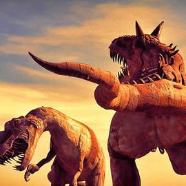 Douglas MooreZart - Prehistoric Desert Encounter