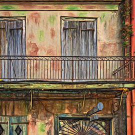 Steve Harrington - Preservation Hall -  Paint