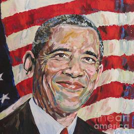 Robert Yaeger - President Barack Obama Portrait