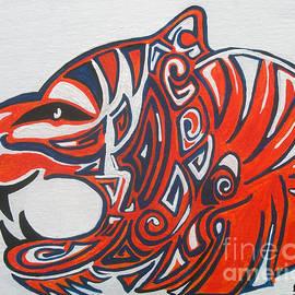 Brandy Nicole Clark - Pride of the Tiger