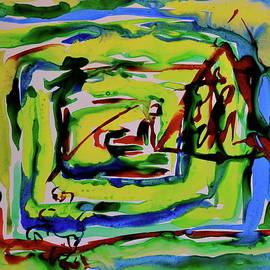 Beverley Harper Tinsley - Primary Study III Into The Light