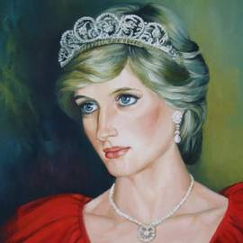 Elena Oleniuc - Princess Diana