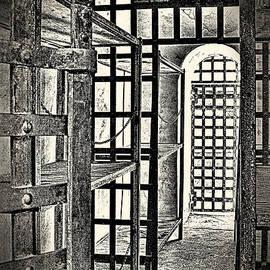Chuck Caramella - Prison Cell ...