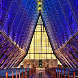 Allen Beatty - Air Force Academy Protestant Chapel