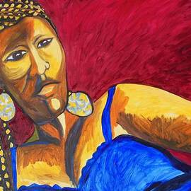 Esther Newman-Cohen - Proud Sheruba Ethiopian Braids