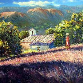 Roman Fedosenko - Provence The Old Chapell