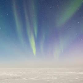 Sam Amato - Prudhoe Bay Aurora Borealis