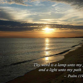 Susan Savad - Psalm 119-105 Your Word Is a Lamp