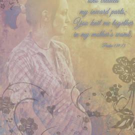 Michelle Greene Wheeler - Psalm 139 13