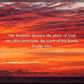 Dawn Currie - Psalm 19 1