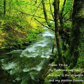 Jeff  Swan - Psalms 73-26