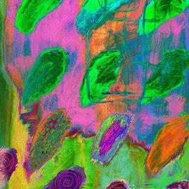 Noa Yerushalmi - Psychedelic Finger Prints