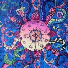 Megan Walsh - Psychedelic Squid