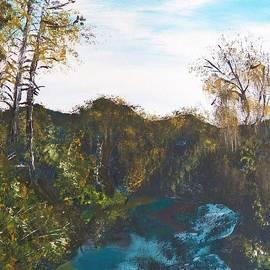Judy Via-Wolff - Ptg. Turkey Creek Sanctuary