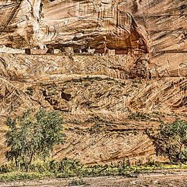 Bob and Nadine Johnston - Pueblo 2 Canyon De Chelly Navajo Nation