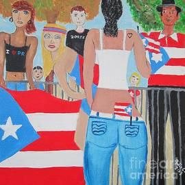 Julie Crisan - Puerto Rican Day Pride