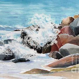 Joan Hartenstein - Puerto Vallarta Rocks