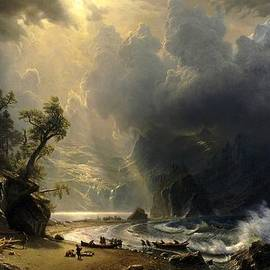 Celestial Images - Puget Sound on the Pacific Coast