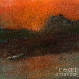 Cecily Mitchell - Pugit Sound Sunset