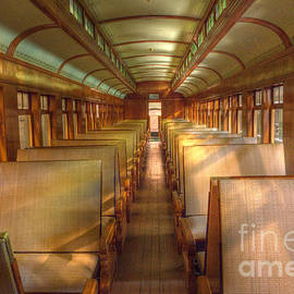 Bob Christopher - Pullman Porter Train Car