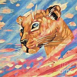 Phyllis Kaltenbach - Puma on Watch