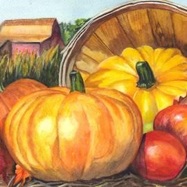 Carol Wisniewski - Pumpkin Pickin