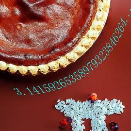 Paul Ge - Pumpkin Pie and Pi food physics