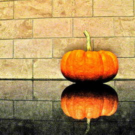 Brooke Friendly - Pumpkin Still Life