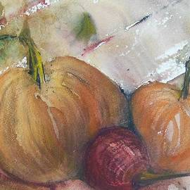 Barbara McGeachen - Pumpkins and Onion