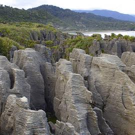 Venetia Featherstone-Witty - Punakaiki Pancake Rocks New Zealand