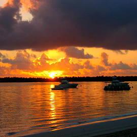 Jaunine Ammerman - Punta Cana Sunset