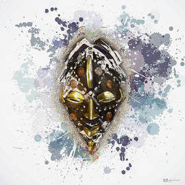Serge Averbukh - Punu Prosperity Mask