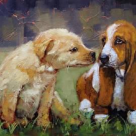 Laura Lee Zanghetti - Puppy Love