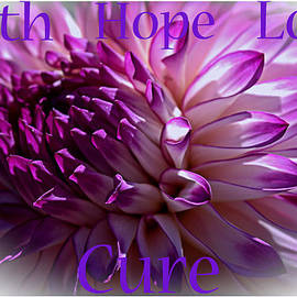 Roger Reeves  and Terrie Heslop - Purple Awareness Support