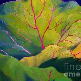 Maria Hunt - Purple Cabbage at Sunrise