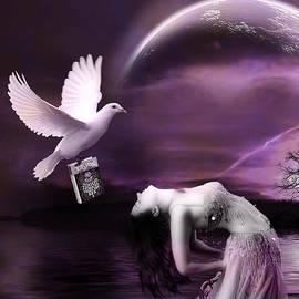 Kristie  Bonnewell - Purple Dream