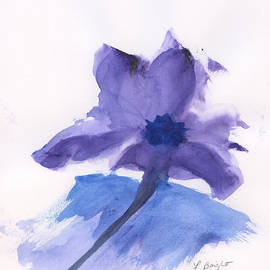 Frank Bright - Purple Flower