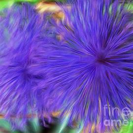 Kathleen Struckle - Purple Flowers