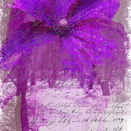 Gillian Singleton - Purple haze