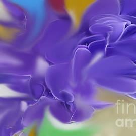 Max Kutz - Purple Lavender Bouquet